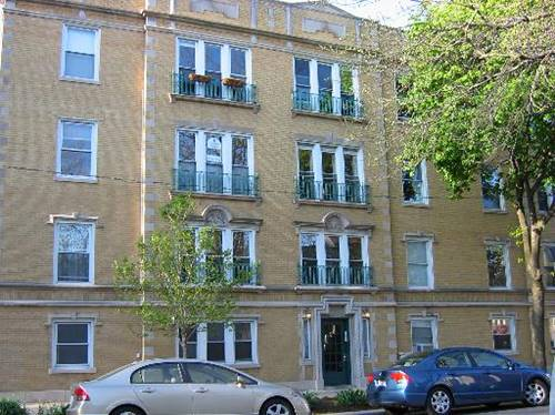 1608 W Winona Unit 1, Chicago, IL 60640 Andersonville