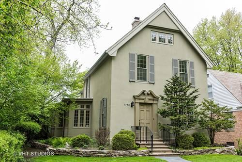 1740 Wesley, Evanston, IL 60201