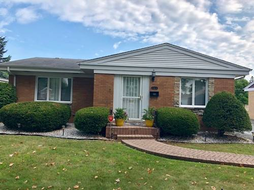 10834 Hastings, Westchester, IL 60154