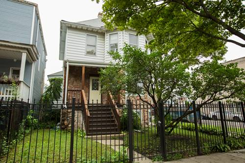 2258 N Central Park, Chicago, IL 60647