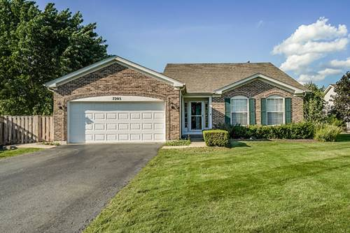 7205 Waterman, Plainfield, IL 60586