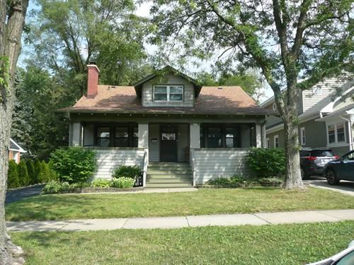 4217 Johnson, Western Springs, IL 60558