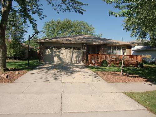 15612 Vista, Oak Forest, IL 60452