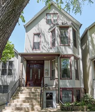 1424 W Fletcher, Chicago, IL 60657 Lakeview