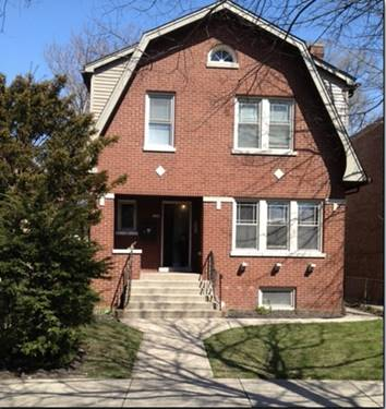 1129 Dewey Unit G-, Evanston, IL 60202