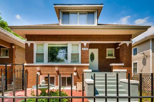2108 N Tripp, Chicago, IL 60639