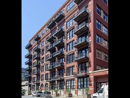 226 N Clinton Unit 106, Chicago, IL 60661 Fulton Market