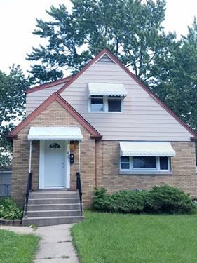 427 Merrill, Calumet City, IL 60409