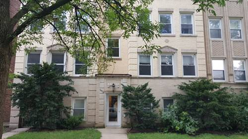5408 N Campbell Unit G, Chicago, IL 60625