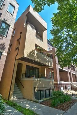 2653 N Racine Unit 3, Chicago, IL 60614 West Lincoln Park
