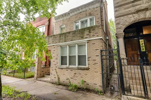 1411 N Campbell, Chicago, IL 60622