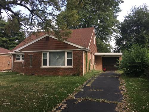 4042 W 109th, Oak Lawn, IL 60453