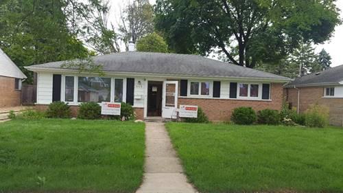 945 W Villa, Des Plaines, IL 60016