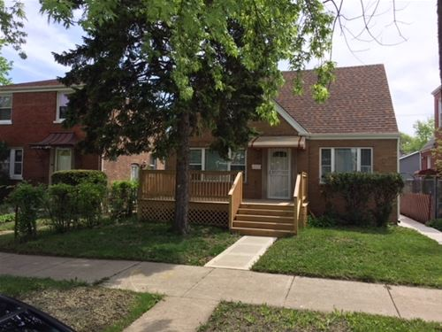7305 S Fairfield, Chicago, IL 60629