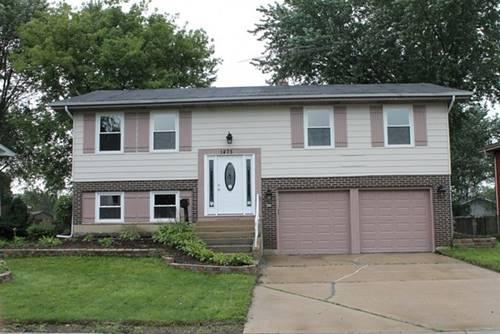 1475 Caldwell, Hoffman Estates, IL 60169