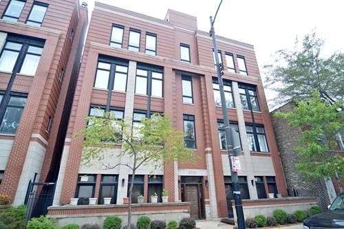 4110 N Western Unit 3S, Chicago, IL 60618 North Center