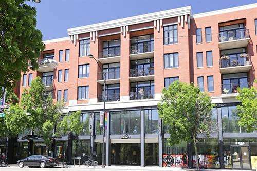 3232 N Halsted Unit D609, Chicago, IL 60657 Lakeview