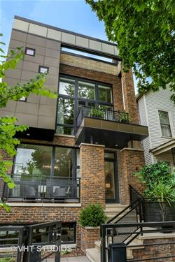 1544 W Henderson, Chicago, IL 60657 Lakeview