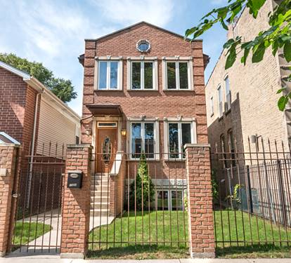 1528 N Maplewood, Chicago, IL 60622