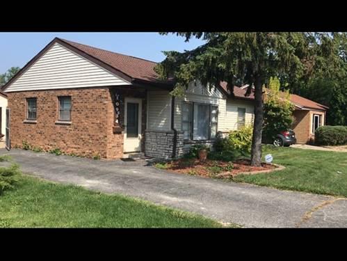 10934 S Pulaski, Oak Lawn, IL 60453