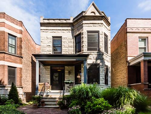 4241 N Winchester, Chicago, IL 60613 North Center