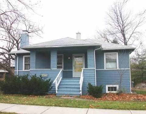 350 N Grant, Westmont, IL 60559