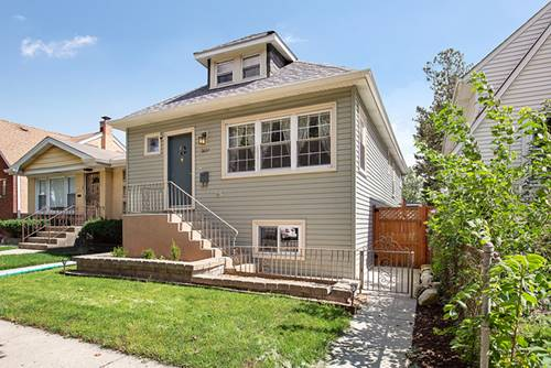 3637 N Nordica, Chicago, IL 60634