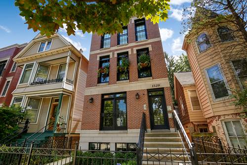 1529 W Roscoe Unit 1, Chicago, IL 60657 Lakeview
