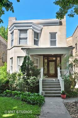 4116 N Paulina, Chicago, IL 60613 Uptown