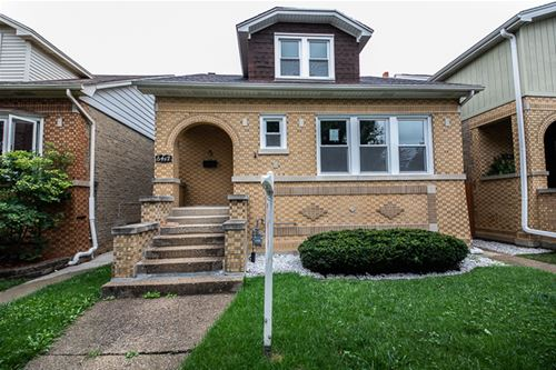 6417 N New England, Chicago, IL 60631