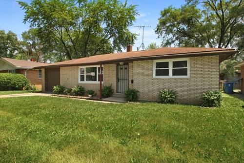 1235 Peggy, Chicago Heights, IL 60411