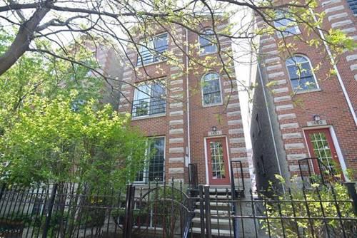 1451 W Walton Unit 1, Chicago, IL 60642 Noble Square