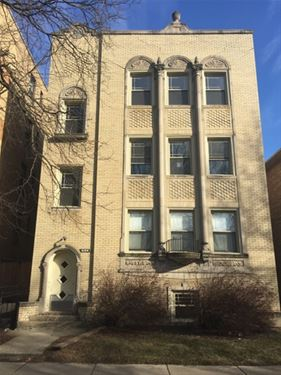 6445 N Sacramento Unit 3, Chicago, IL 60645
