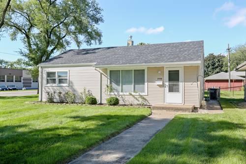 3504 Jackson, Lansing, IL 60438