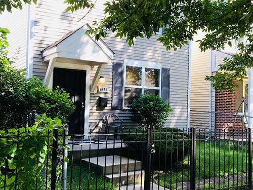 1835 S Ridgeway, Chicago, IL 60623