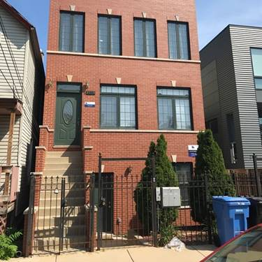 2779 W Henry, Chicago, IL 60647 Logan Square