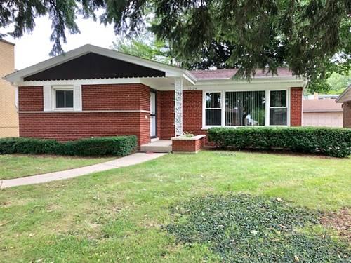 10124 Mulberry, Oak Lawn, IL 60453