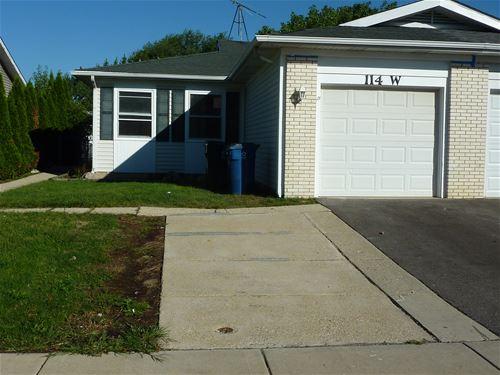 114 W Stevenson, Glendale Heights, IL 60139