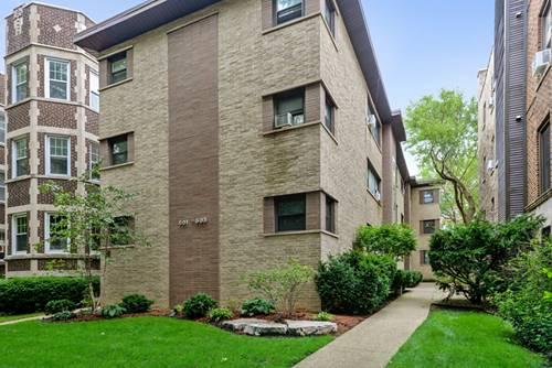503 Sheridan Unit 2B, Evanston, IL 60202