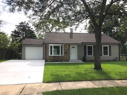 801 Parkside, Streamwood, IL 60107