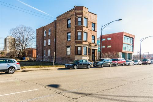 3733 S Indiana, Chicago, IL 60653