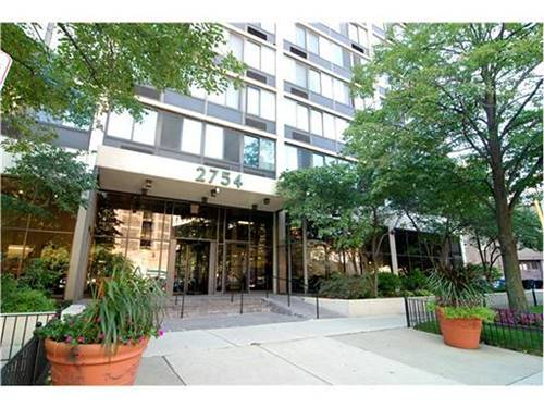 2754 N Hampden Unit 502, Chicago, IL 60614 Lincoln Park