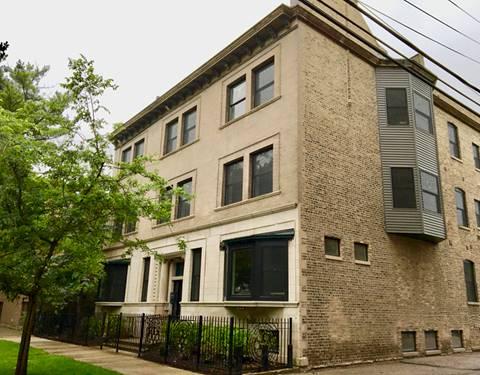 1515 W Sunnyside Unit 3E, Chicago, IL 60640 Uptown
