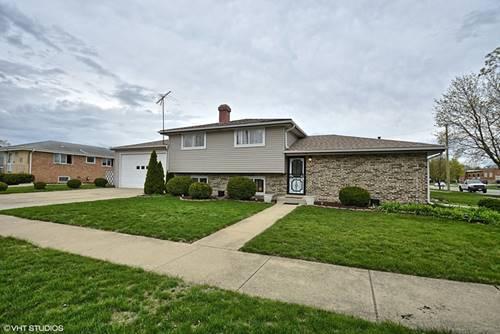 6036 W 91st, Oak Lawn, IL 60453