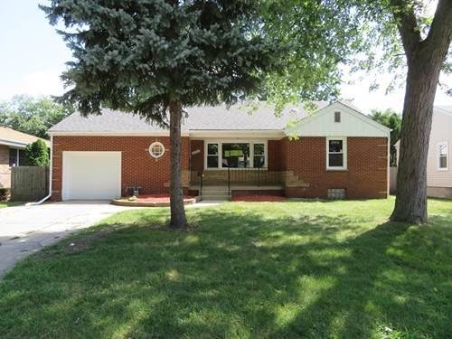 18167 Maple, Lansing, IL 60438