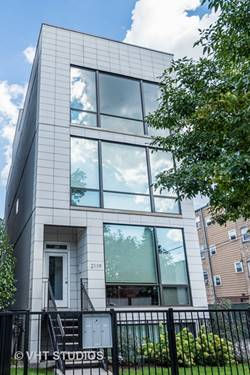 2119 N Mozart Unit 3, Chicago, IL 60647 Logan Square