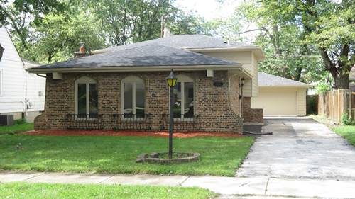 18508 Ridgewood, Lansing, IL 60438