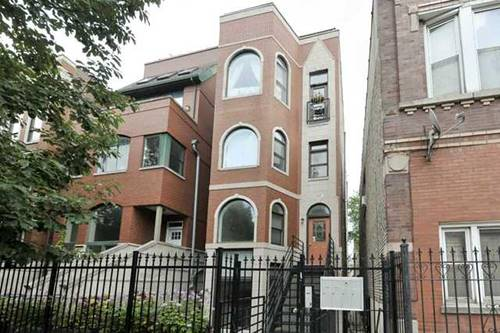1327 N Greenview Unit 1, Chicago, IL 60642 Wicker Park