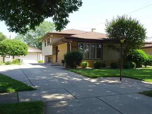 9915 S Kenton, Oak Lawn, IL 60453