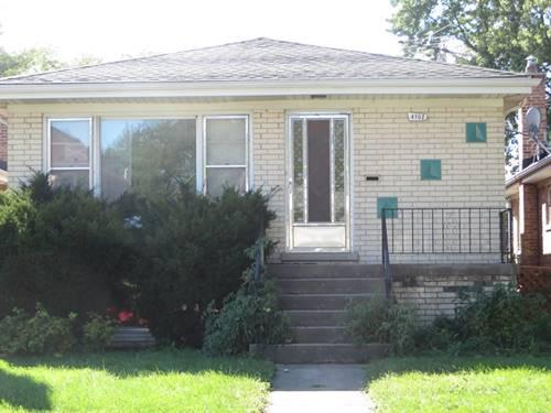 4702 N Octavia, Harwood Heights, IL 60706